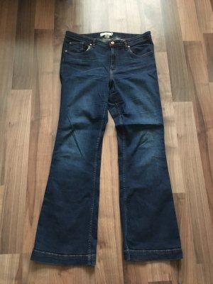H&M L.O.G.G. Jeans Bootcut W33, wie neu