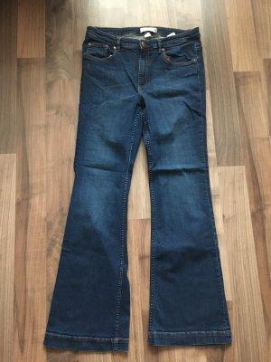 H&M L.O.G.G. Jeans Bootcut W33 - wie Neu