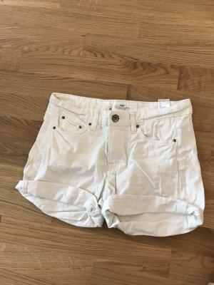 H&M L.O.G.G. Jeans-Shorts, Gr. M