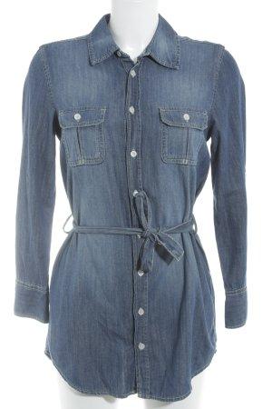 H&M L.O.G.G. Denim Shirt blue casual look