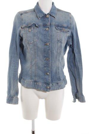 H&M L.O.G.G. Giacca denim blu stile casual