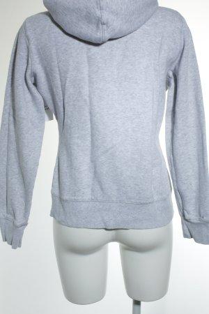 H&M L.O.G.G. Kapuzensweatshirt hellgrau Casual-Look
