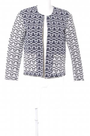 H&M L.O.G.G. Kurzjacke grafisches Muster Casual-Look