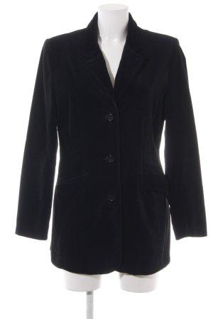 H&M L.O.G.G. Long-Blazer schwarz Business-Look