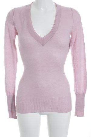 H&M L.O.G.G. Longsleeve rosa Casual-Look
