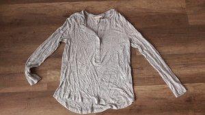 H&M L.O.G.G. Longsleeve Shirt Lurex Knit M