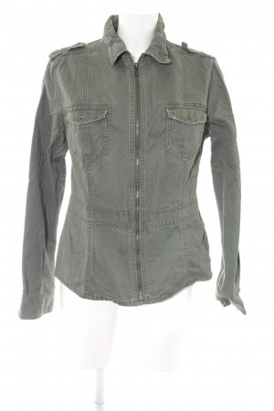 H&M L.O.G.G. Military Jacket khaki casual look