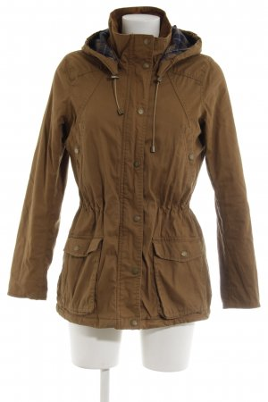 H&M L.O.G.G. Parka brown casual look