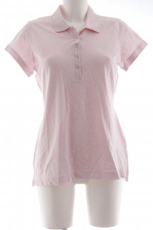 H&M L.O.G.G. Polo-Shirt rosé Casual-Look