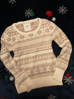 H&M L.O.G.G. Norwegian Sweater multicolored