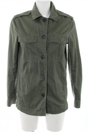 H&M L.O.G.G. Safari Jacket khaki casual look