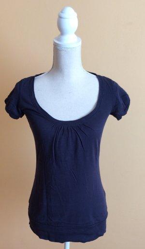 H&M l.o.g.g. Shirt dunkelblau Größe S