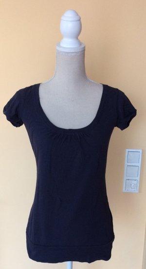 H&M L.O.G.G. Shirt Größe S blau dunkelblau Neu