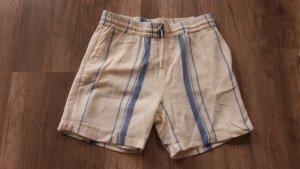 H&M L.O.G.G. Shorts Baumwolle Streifen Bermuda 36