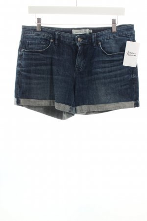 H&M L.O.G.G. Shorts dunkelblau Casual-Look