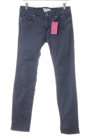 H&M L.O.G.G. Skinny Jeans petrol Casual-Look