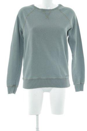 H&M L.O.G.G. Sweatshirt khaki Used-Optik