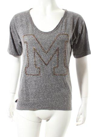 H&M L.O.G.G. T-Shirt meliert Casual-Look