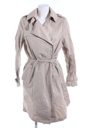 H&M L.O.G.G. Trenchcoat beige Brit-Look