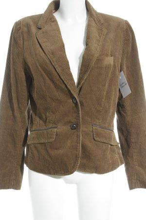 H&M L.O.G.G. Tweedblazer graubraun Casual-Look