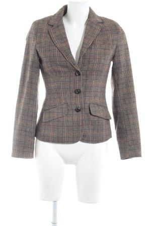 H&M L.O.G.G. Wool Blazer check pattern classic style
