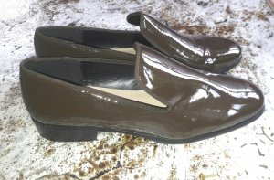 H&M Slippers khaki