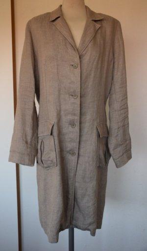 H & M - Lässiger Mantel aus 100 % Leinen Gr. 40/42