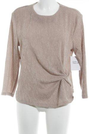 H&M Langarm-Bluse altrosa Casual-Look