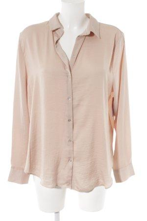 H&M Langarm-Bluse altrosa Elegant