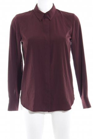 H&M Long Sleeve Blouse bordeaux elegant