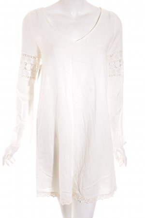 H&M Long Sleeve Blouse cream street-fashion look