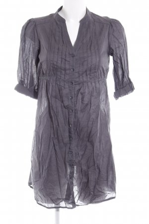 H&M Langarm-Bluse dunkelgrau Casual-Look