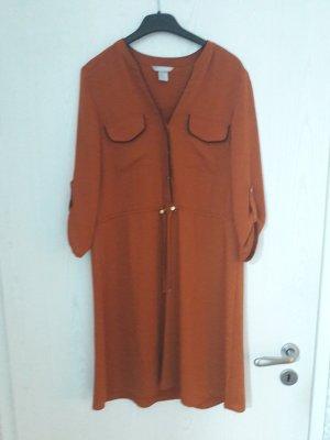 H&M Langarm Kleid