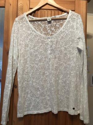 H&M Langarm Shirt