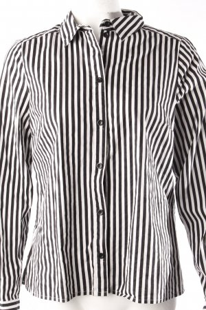 H & M long sleeve with stripes