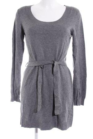 H&M Longsleeve Dress grey casual look