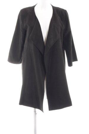 H&M Veste longue noir style d'affaires