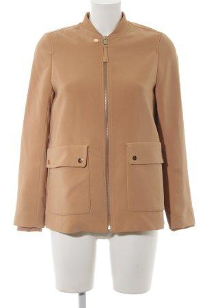 H&M Lange Jacke beige Nude-Look