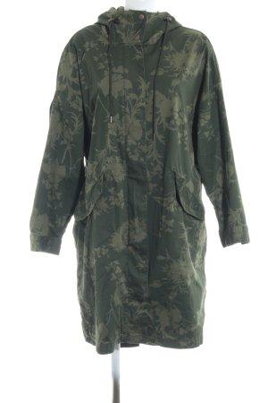 H&M Lang jack groen extravagante stijl