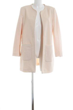H&M Lange Jacke nude Elegant