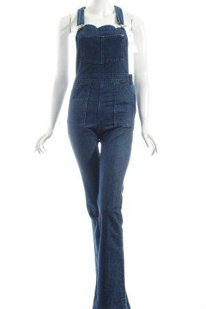 H&M Latzhose blau 90ies-Stil