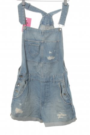 H&M Dungarees light blue urban style