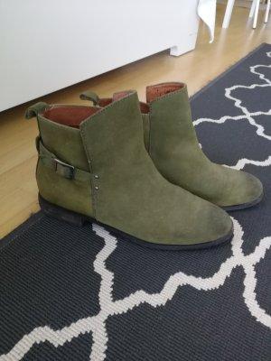 h&m Leder Boots