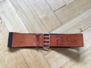 H&M Hip Belt brown-cognac-coloured