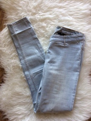 H&M Leggings 38 M neu Röhre Skinny Hose Jeans hellblau
