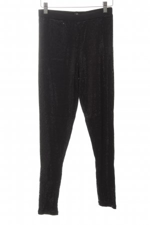 H&M Leggings schwarz Casual-Look