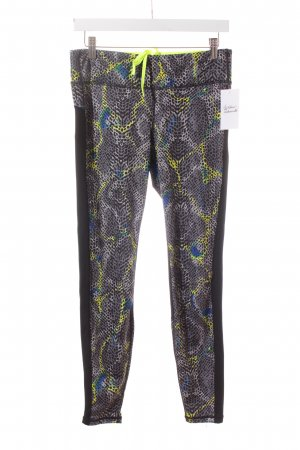 H&M Leggings Animalmuster Animal-Look