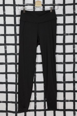 H&M Leggings black mixture fibre