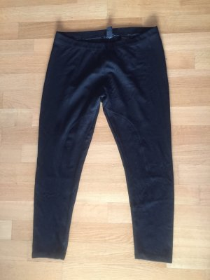 H&M Leggins Gr XL schwarz