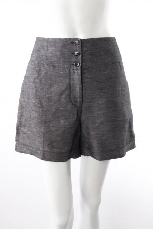 H&M Leinen-Highwaist-Shorts